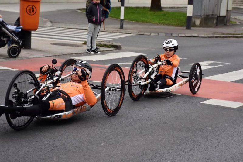 Erster Halbmarathon für Maxi in Linz-2