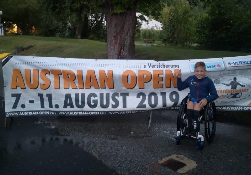 Austrian Open 2019 im Rollstuhltennis