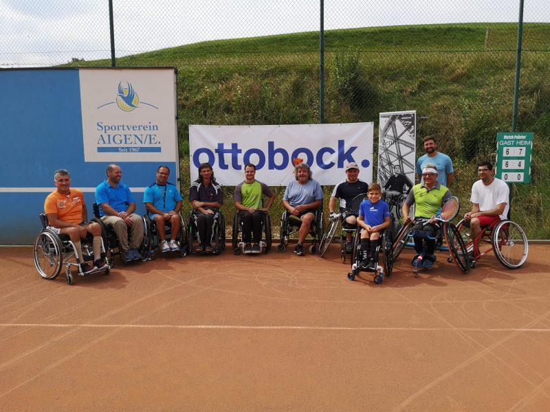 Ottobock Cup Nr. 3 in Aigen im Ennstal